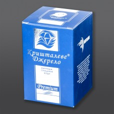 Картридж очищення води Кришталеве Джерело Premium