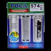 «Роса-574» комплект картриджей Трио для мягкой воды