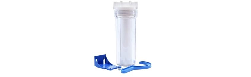 Что такое магистральный фильтр для воды?